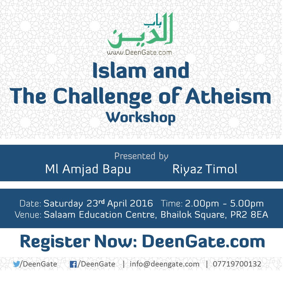 Islam and Atheism Square